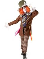Disney Mad Hatter Costume (4184)